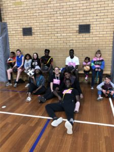 Latrobe Streetgames Multicultural Streetsoccer and 3 on 3 Basketball @ Morwell Leisure Centre