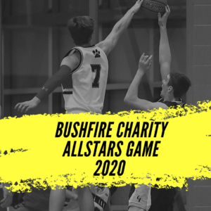 Bushfire Charity for Youth ALLSTARS Game 2020 @ Bairnsdale Aquatic & Recreation Centre